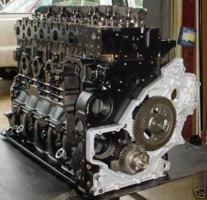 5.9L Dodge Cummins Engine