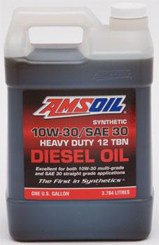 Amsoil SAE 30/10W-30 Heavy Duty Diesel Oil ACD