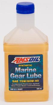 Amsoil 75W/80W-90 Marine Gear Lube AGM