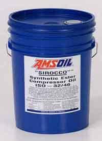 Amsoil Sirroco Compressor Oil SEI