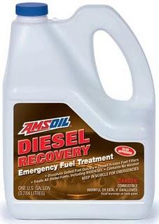 AMSOIL Diesel Recovery (DRC)