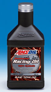 Amsoil Synthetic 10W-30 Racing Oil RD30