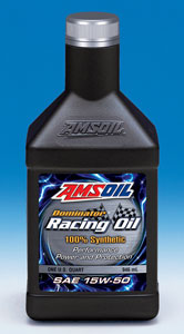Amsoil Synthetic RD50 Racing Oil