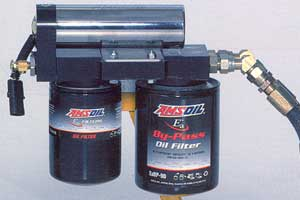 Amsoil AMK-03 By-Pass Filter Precharger Combo Kit