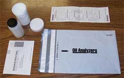 Amsoil OAI Oil Analysis Kit