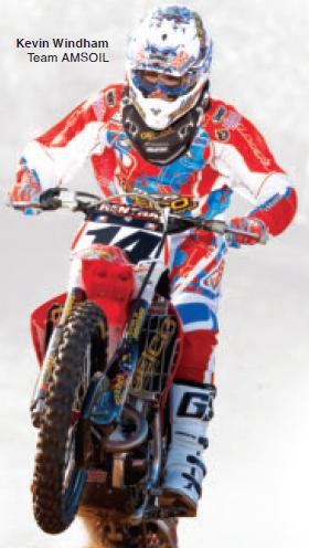Amsoil Racer Kevin Windham