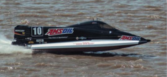 Terry Rinkner's Speedboat