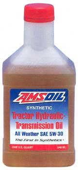 Amsoil 5W-30 Tractor Hydraulic Transmission Fluid ATH