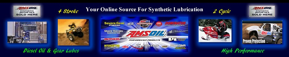 Amsoil Synthetic Motor Oils and Lubes