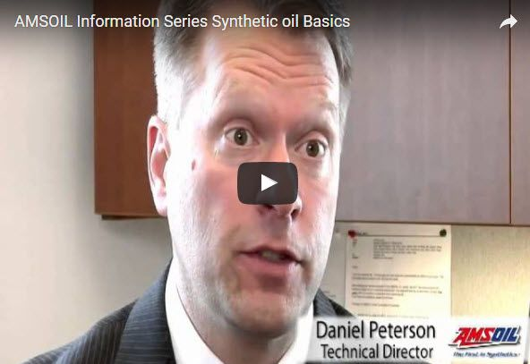 Talking about synthetic oil basics and why they help extend the life of your vehicle